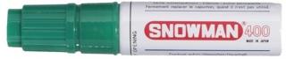 SNOWMAN  Permanent Marker 400 grün