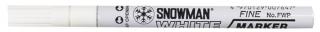 SNOWMAN  Paint Marker FWP-12 weiß