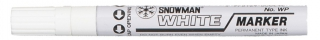 SNOWMAN  Paint Marker WP-12 weiß