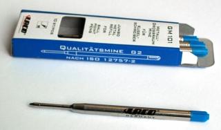LACO Metall Großraum-Mine GM 101 blau