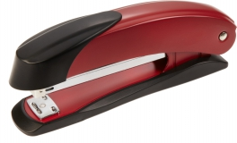 LACO metal-stapler H 401 red/black