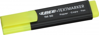 LACO highlighters TM50 yellow