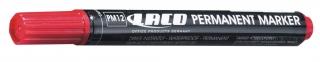 LACO Permanent-Marker PM 12 rot