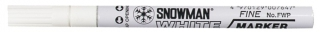 SNOWMAN Paint Marker FWP-12 white
