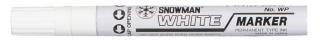 SNOWMAN Paint Marker WP-12 white