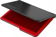 LACO stamp pad SK 02 red